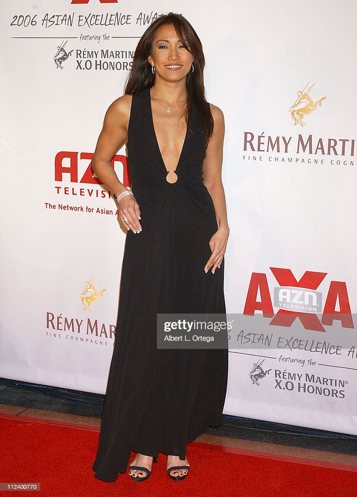 Carrie Ann Inaba during The 2006 Asian Excellence Awards at The Wiltern LG Theater in Los Angeles California United States