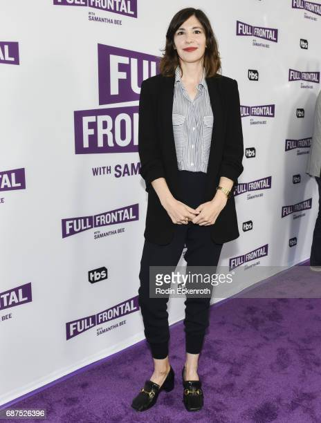 Carrie Brownstein attends the TBS' 'Full Frontal With Samantha Bee' For Your Consideration Event at Samuel Goldwyn Theater on May 23 2017 in Beverly...