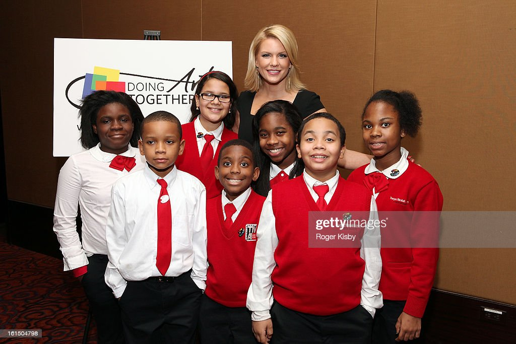 Carrie Keagan attends Doing Art Together honors Swizz Beats and Dr. George Williams at Mandarin Oriental Hotel on February 11, 2013 in New York City.