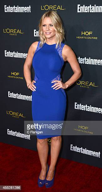 Carrie Keagan attends the 2014 Entertainment Weekly PreEmmy Party at Fig Olive Melrose Place on August 23 2014 in West Hollywood California