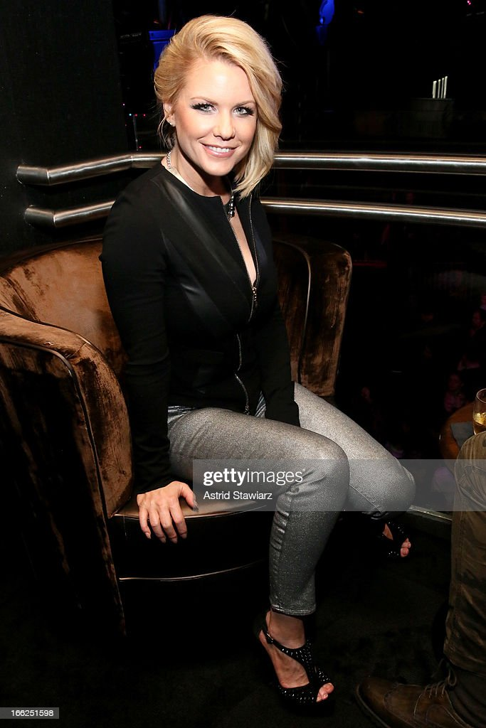 Carrie Keagan attends the 4th Annual ELLE Women in Music Celebration presented by Covergirl at The Edison Ballroom on April 10, 2013 in New York City.