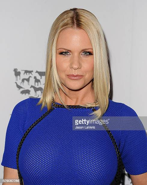 Carrie Keagan attends The Humane Society of The United States' To The Rescue gala at Paramount Studios on May 07 2016 in Hollywood California