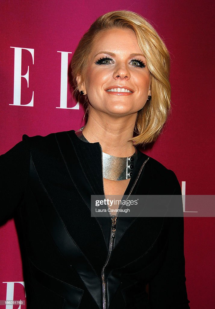 Carrie Keegan attends the 4th annual ELLE Women in Music Celebration at The Edison Ballroom on April 10, 2013 in New York City.