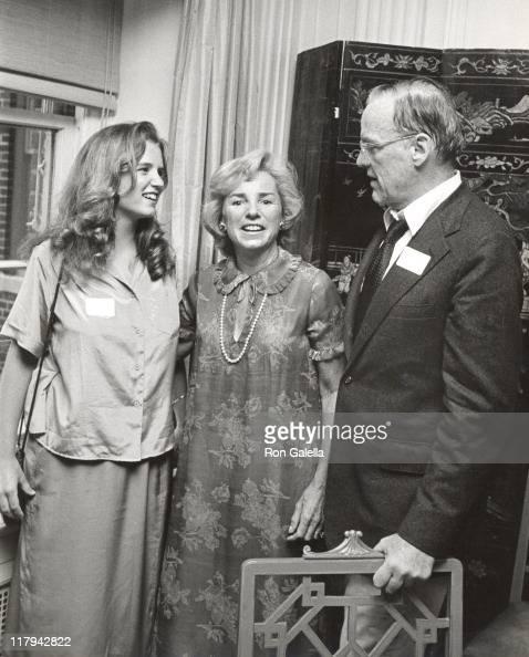Carrie Kennedy Ethel Kennedy and Lemoyne Billings