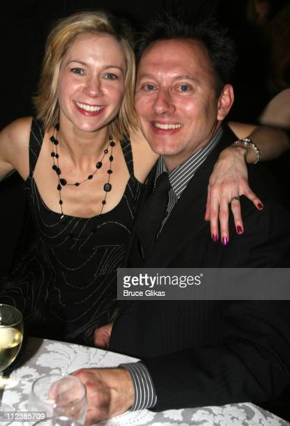 Carrie Preston and husband Michael Emerson of 'Lost'
