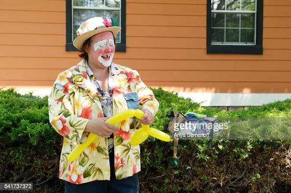 Balloon animal stock photos and pictures getty images - Carrie matthews swimming pool decatur al ...