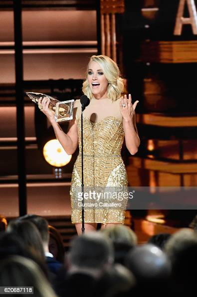 The 50th Annual CMA Awards - Show : News Photo