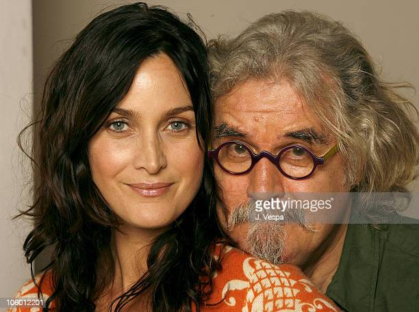 CarrieAnne Moss and Billy Connolly during 31st Annual Toronto International Film Festival 'Fido' Portraits at Portrait Studio in Toronto Ontario...