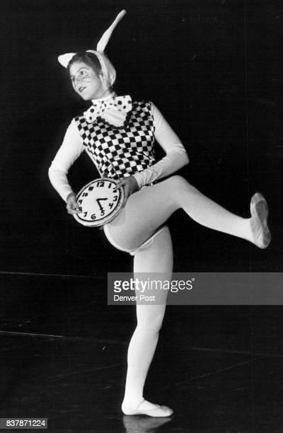 Carroll School Of Ballet White Rabbit Lynne Snyer Credit The Denver Post