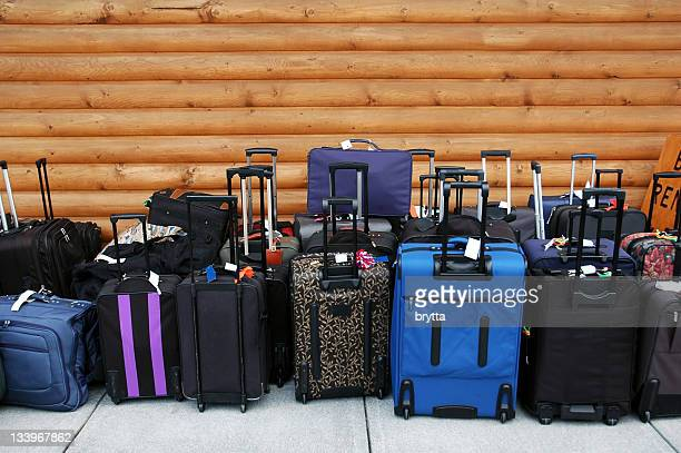 Carry- auf Gepäck