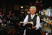 Carrying four pints is an art - Dublin, County Dublin
