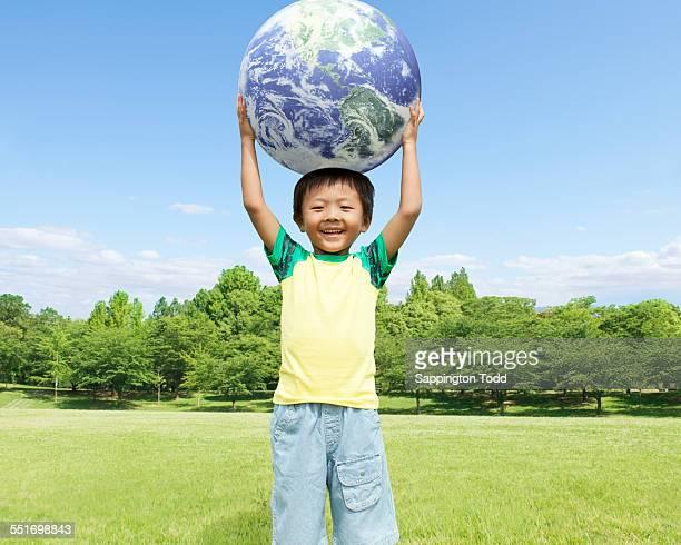 Carrying Globe