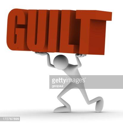 Carrying guilt
