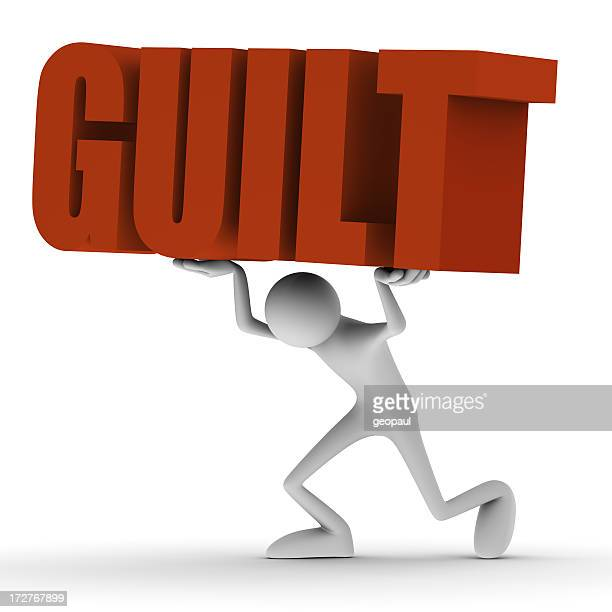 Carrying guilt