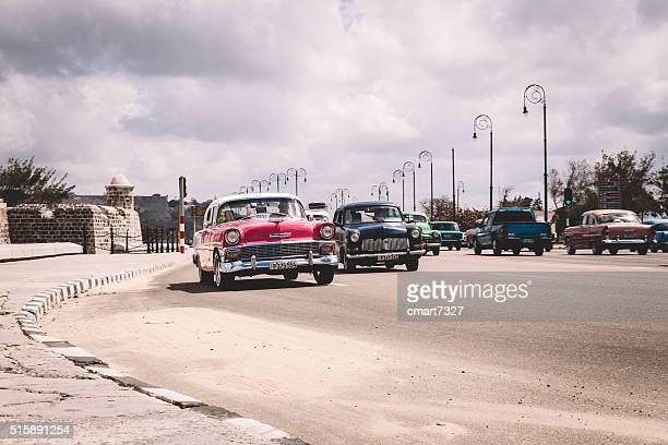 Voitures à la Havane