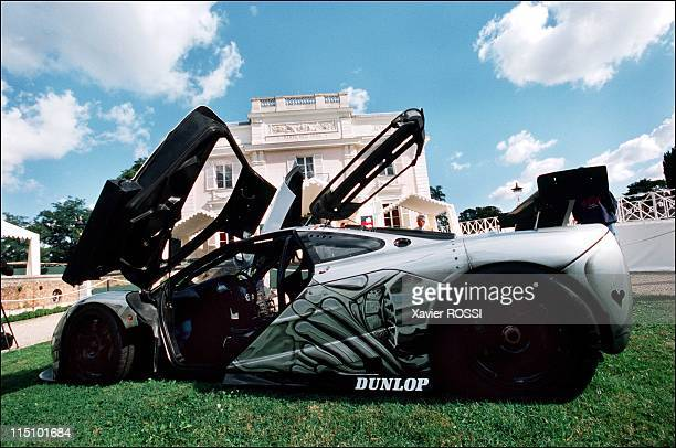 mclaren f1 gtr stock photos and pictures getty images. Black Bedroom Furniture Sets. Home Design Ideas