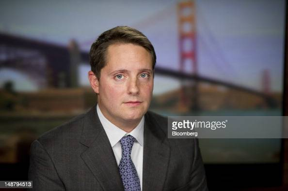 Carson Block research director and founder of Muddy Waters LLC poses for a photograph after an interview in San Francisco California US on Thursday...