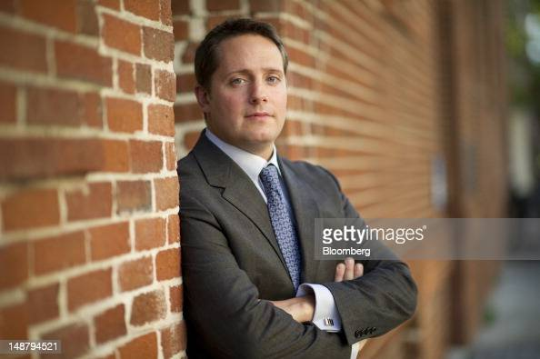 Carson Block research director and founder of Muddy Waters LLC stands for a photograph after an interview in San Francisco California US on Thursday...