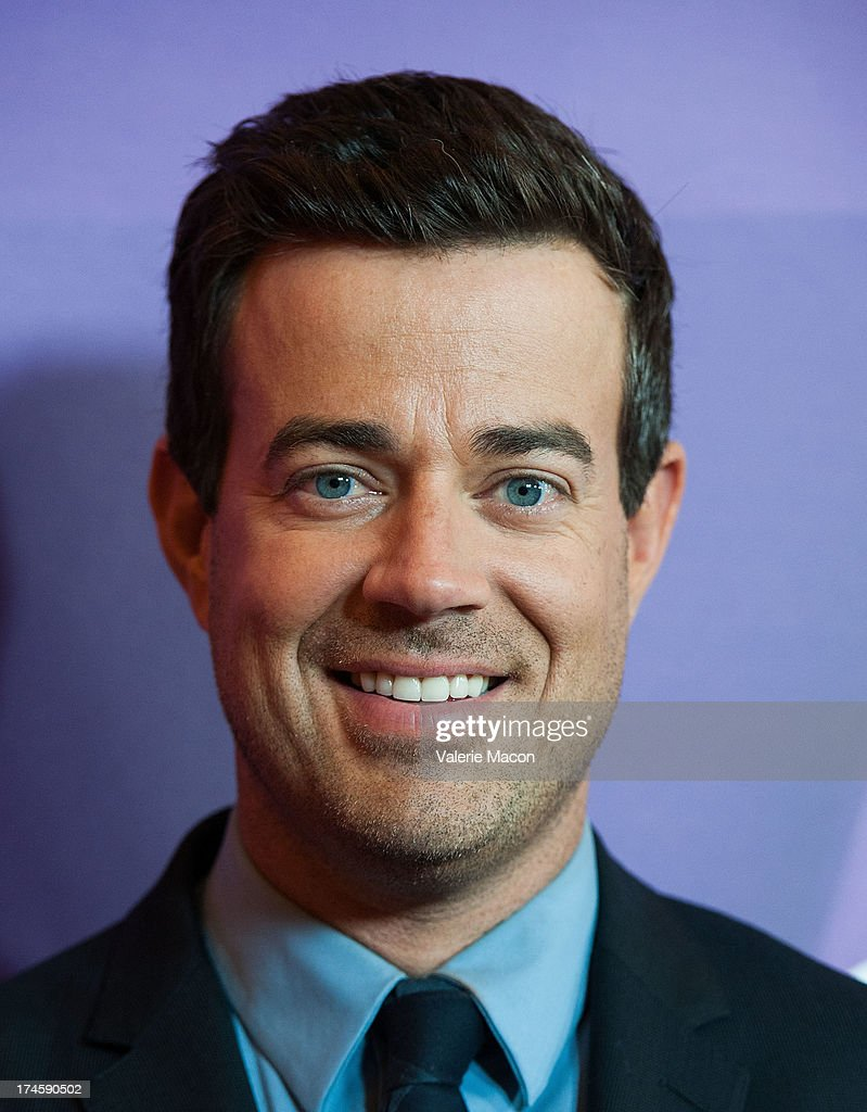 Carson Daly arrives at the NBCUniversal's '2013 Summer TCA Tour' at The Beverly Hilton Hotel on July 27, 2013 in Beverly Hills, California.