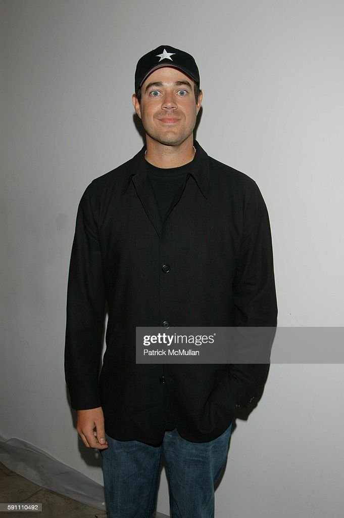 Carson Daly attends Baby Phat by Kimora Lee Simmons Fall/Winter 2005 Fashion Show at Ace Gallery on February 5 2005 in New York City