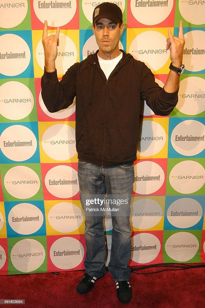 Carson Daly attends Entertainment Weekly's Must List Party at Deep on June 16 2005 in New York City
