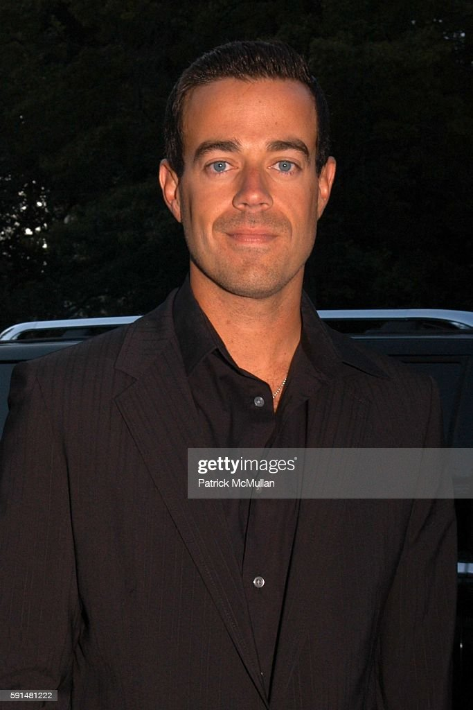 Carson Daly attends Fresh Air Fund Salute To American Heroes at Tavern On the Green on June 2 2005 in New York City