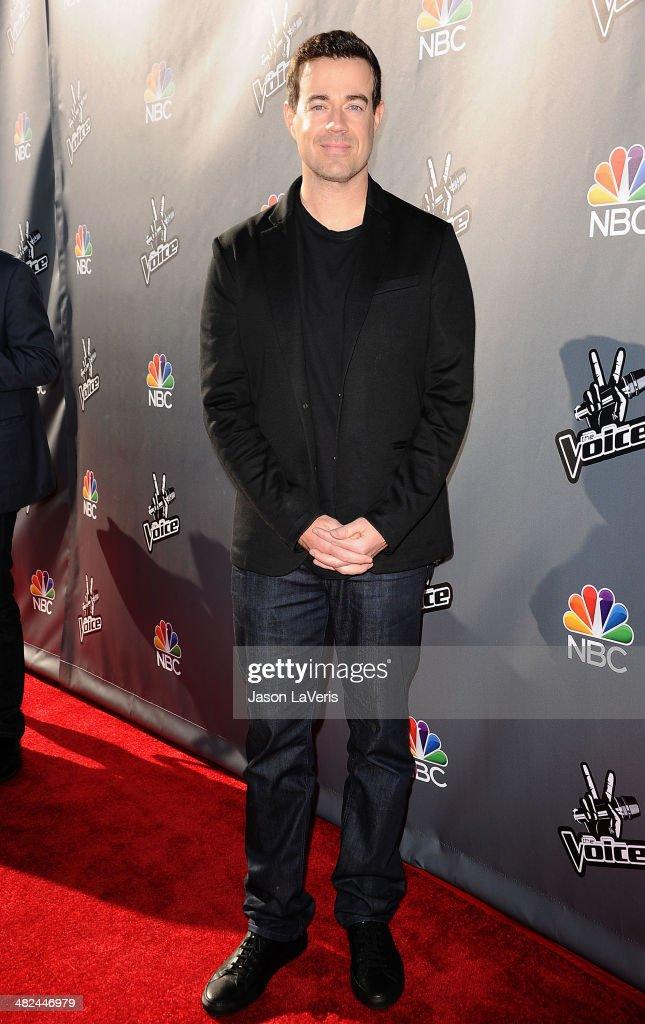 "NBC's ""The Voice"" Red Carpet Event"