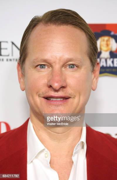 Carson Kressley attends the 14th Annual Red Dress Awards presented by Woman's Day Magazine at Jazz at Lincoln Center Appel Room on February 7 2017 in...
