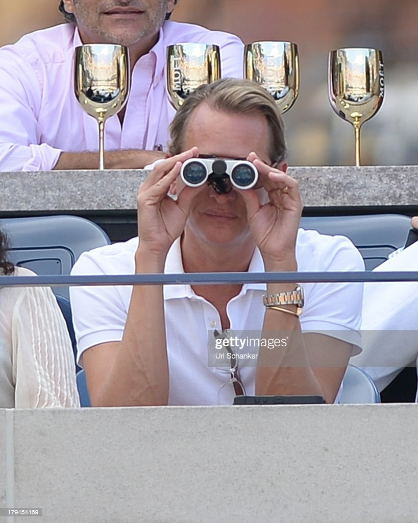 <a gi-track='captionPersonalityLinkClicked' href=/galleries/search?phrase=Carson+Kressley&family=editorial&specificpeople=202017 ng-click='$event.stopPropagation()'>Carson Kressley</a> attends the 2013 US Open at USTA Billie Jean King National Tennis Center on September 3, 2013 in New York City.