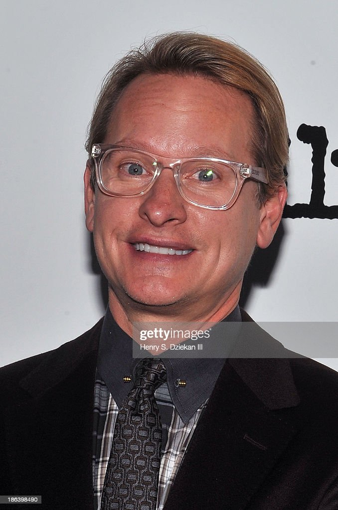 <a gi-track='captionPersonalityLinkClicked' href=/galleries/search?phrase=Carson+Kressley&family=editorial&specificpeople=202017 ng-click='$event.stopPropagation()'>Carson Kressley</a> attends The Cinema Society with Linda Wells & Allure Magazine premiere of Entertainment One's 'Diana' at SVA Theater on October 30, 2013 in New York City.
