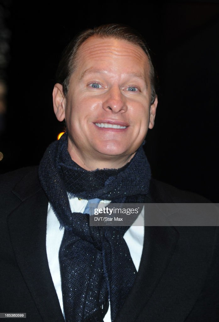 <a gi-track='captionPersonalityLinkClicked' href=/galleries/search?phrase=Carson+Kressley&family=editorial&specificpeople=202017 ng-click='$event.stopPropagation()'>Carson Kressley</a> is seen on April 2, 2013 in New York City.