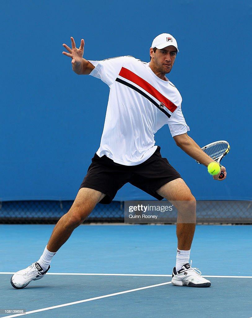 2011 Australian Open - Day 3