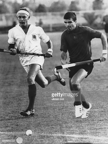 Carsten KellerSportler Hockeyspieler D*Sohn von Erwin KellerKeller im Länderspiel gegen Grossbritannien 1970