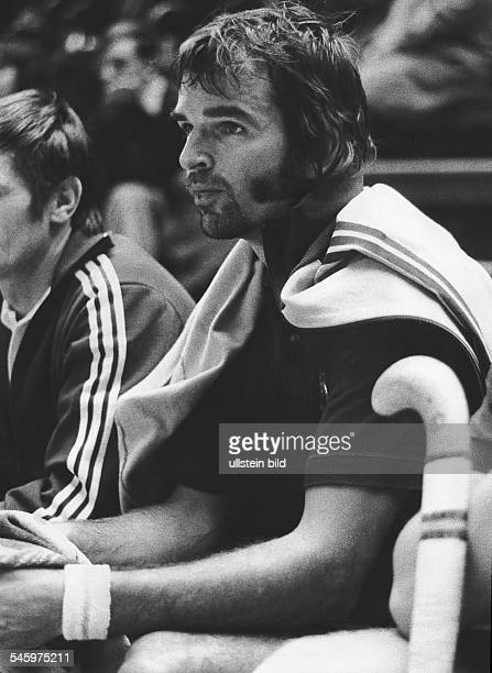 Carsten KellerSportler Hockeyspieler D*089091939Sohn von Erwin KellerPorträt 1973