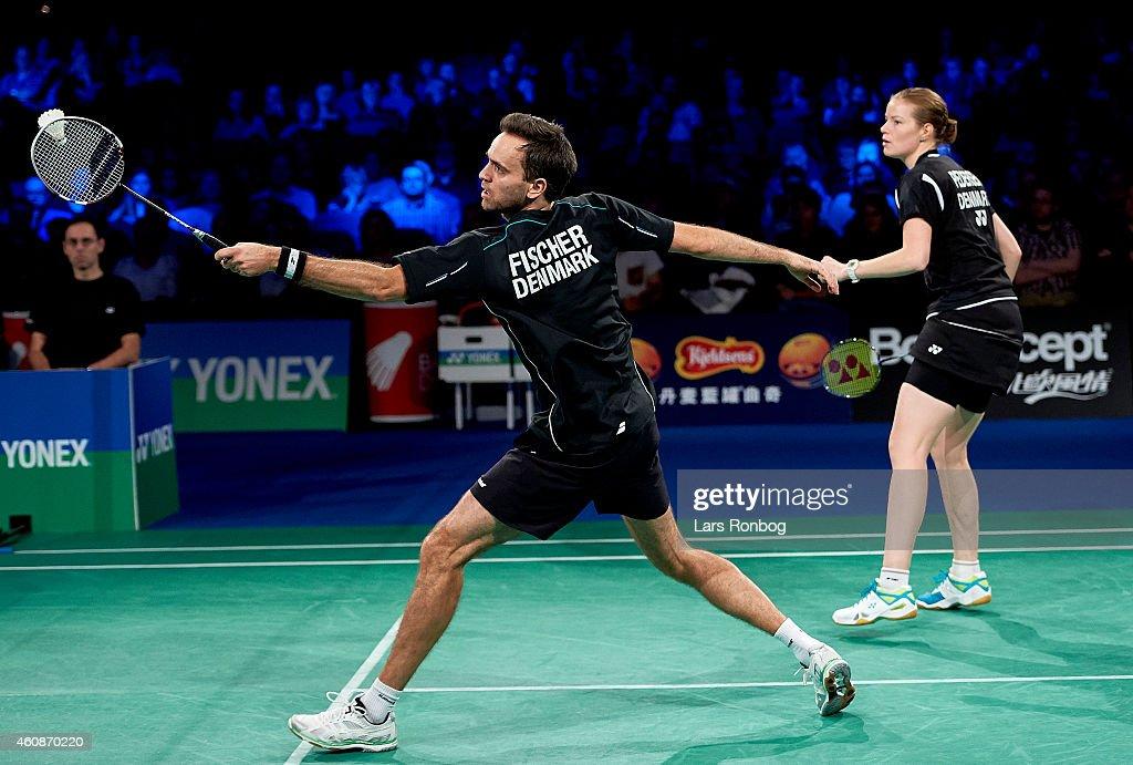 Yonex Copenhagen Masters Badminton - Day One