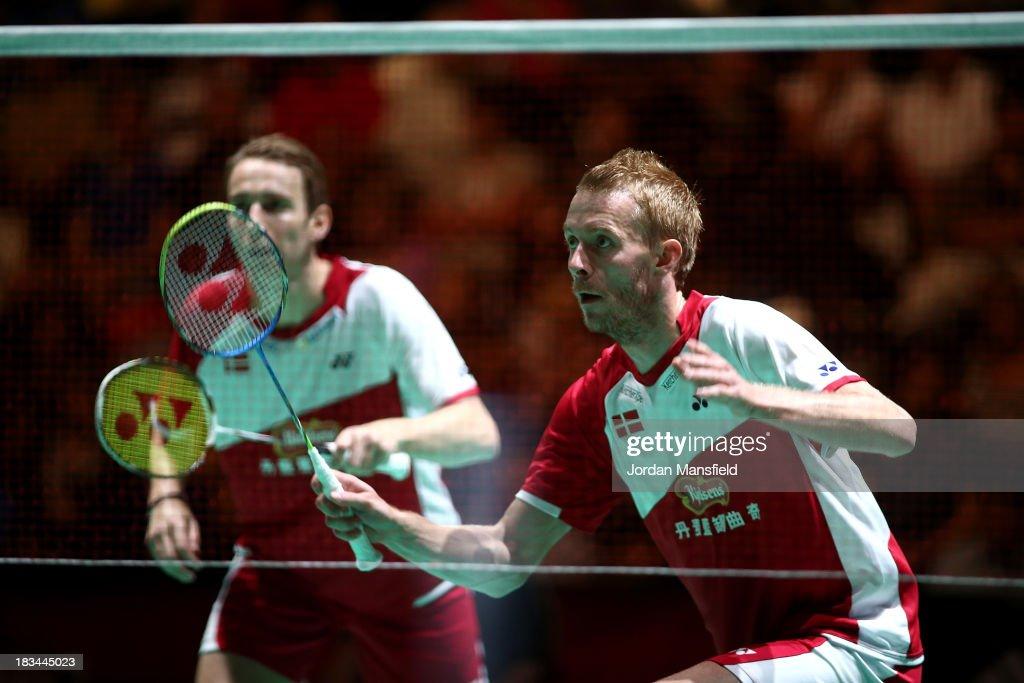 London Badminton Grand Prix - Day Six