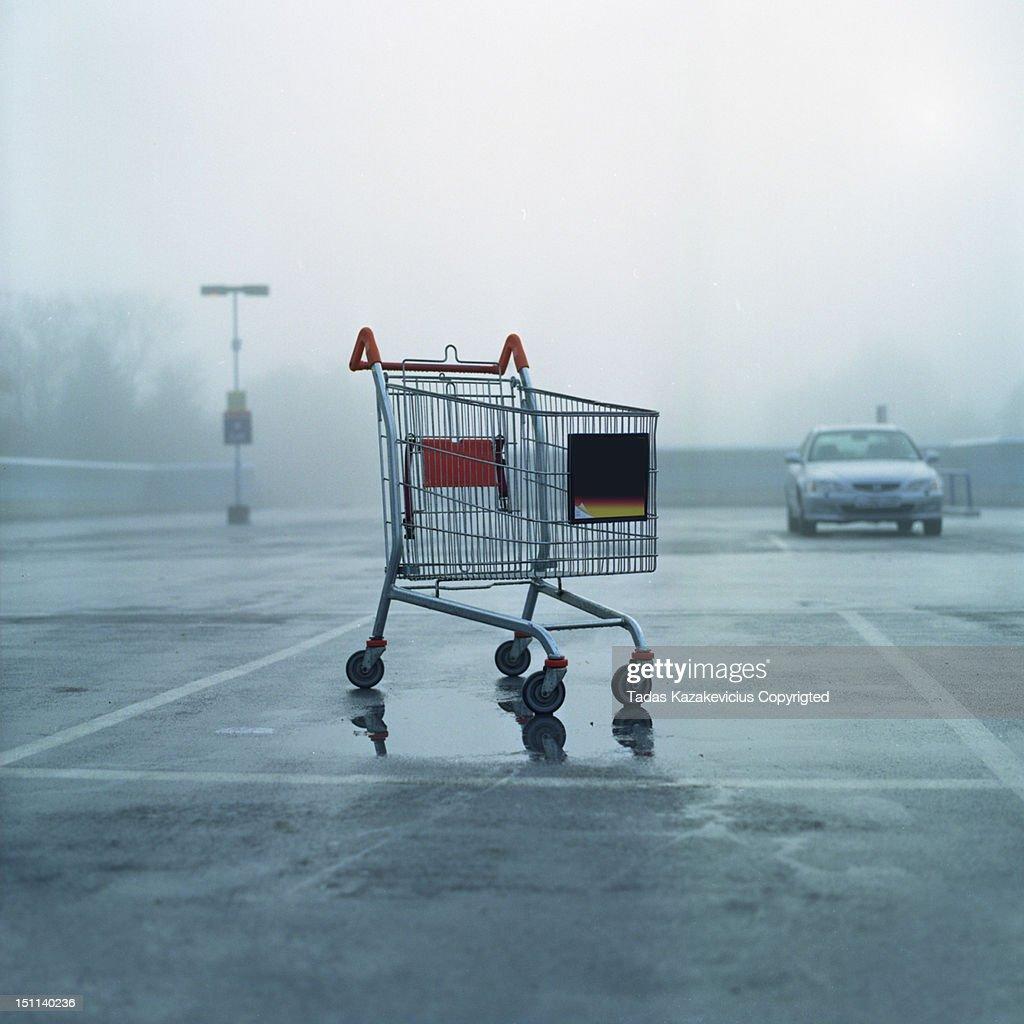 Cart park