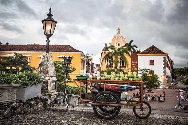 コロンビアカルタヘナ地区