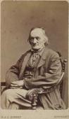 Carte de visite photograph by W D Downey of Sir Richard Owen Owen studied comparative anatomy under John Barclay at Edinburgh University continuing...