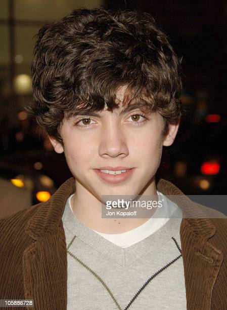 Carter Jenkins during 'Firewall' Los Angeles Premiere Arrivals at Grauman's Chinese Theatre in Hollywood California United States