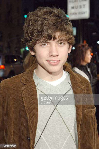 Carter Jenkins during 'Firewall' World Premiere Red Carpet at Grauman's Chinese Theatre in Los Angeles California United States