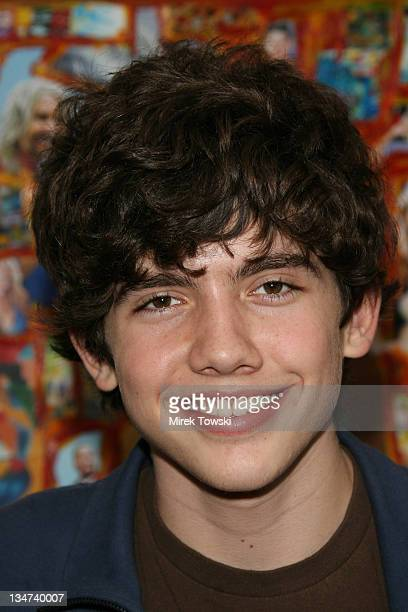 Carter Jenkins during 'Surf School' Los Angeles movie premiere at The Westwood Crest Theatre in Westwood California United States