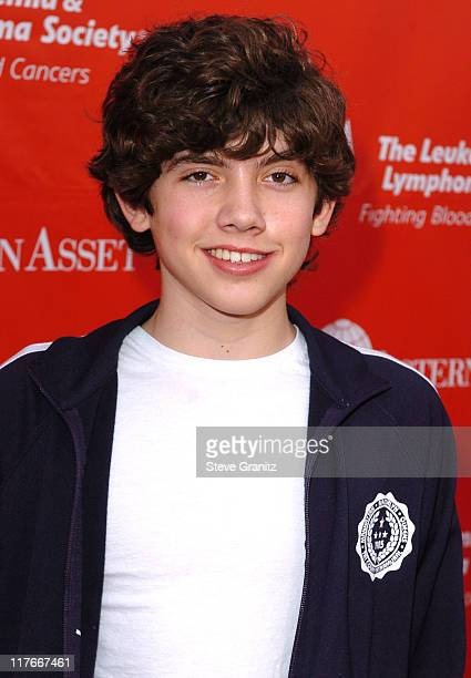 Carter Jenkins during The Leukemia Lymphoma Society Presents The Inaugural Celebrity Rock 'N Bowl Event at Lucky Strike Lanes in Hollywood California...