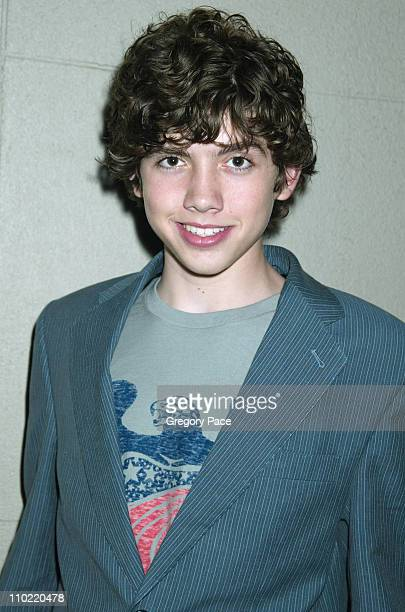 Carter Jenkins of 'Fathom' during 2005/2006 NBC UpFront Talent After Party at Maritime Hotel in New York City New York United States