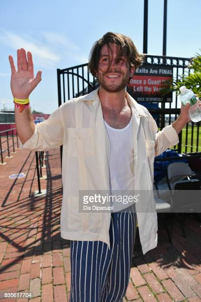 Carter Reeves attends the Day One of 2017 Billboard Hot 100 Festival at Northwell Health at Jones Beach Theater on August 19 2017 in Wantagh City