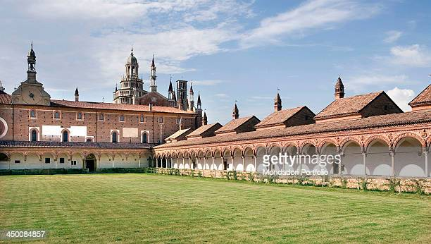 Carthusian monastery of Pavia by Briosco Benedetto and Amadeo Giovanni Antonio 15th Century