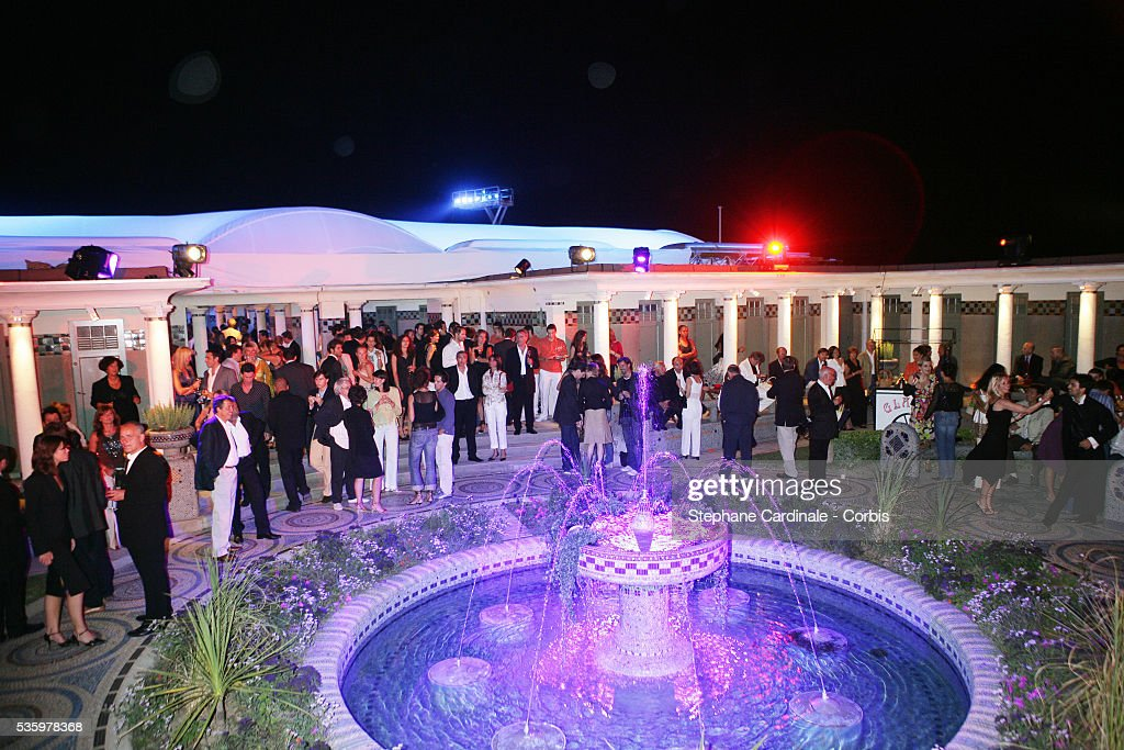 'Cartier Party' at the 31st American Deauville Film Festival.