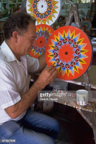 Cartmaker Painting Wheel