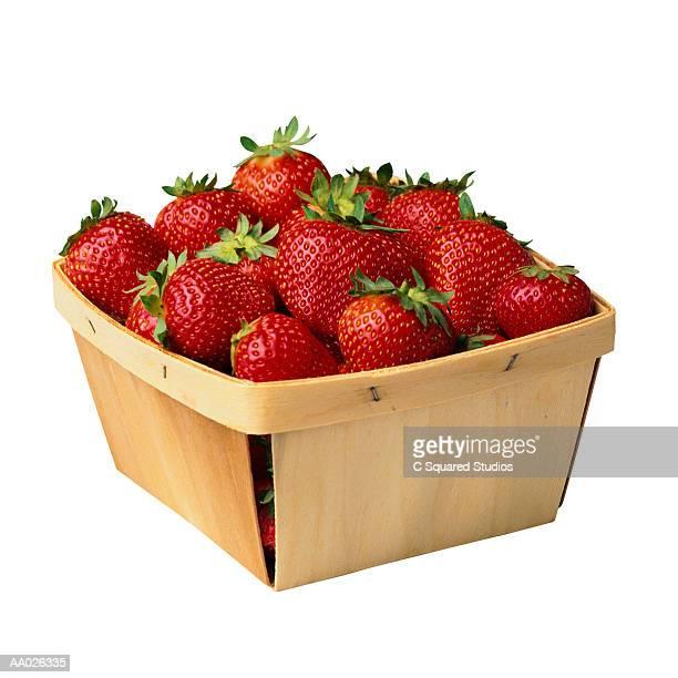 Carton of Strawberries