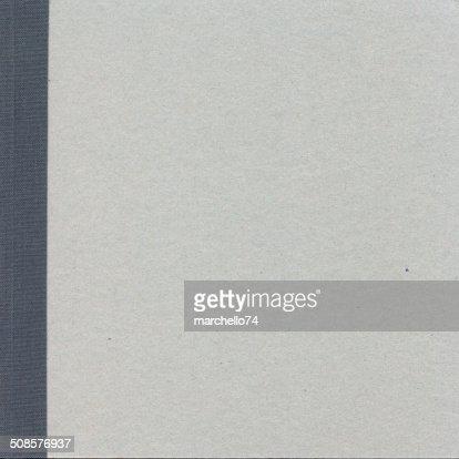 Carton texture with canvas margin : Stock Photo